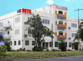 Hotel Carnaval, hotel in La Ceiba