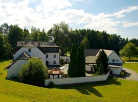 Hotel Tálský mlýn, hotel in Žďár nad Sázavou