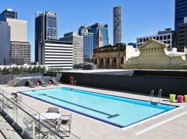 Hilton Brisbane, hotel near State Library Of Queensland, Brisbane