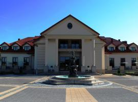 Pałac w Konarach – hotel w mieście Konary