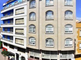 Hotel Jucamar, hotel en Cangas de Morrazo