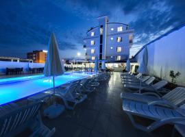 Sarp Hotel Kadriye, отель в Белеке