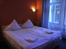 프라하에 위치한 호텔 Hotelové Pokoje Kolčavka