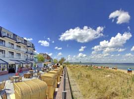 Mein Strandhaus - Friedrichruh, Hotel in Timmendorfer Strand