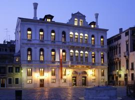 Ruzzini Palace Hotel, hotel near Teatro Malibran, Venice