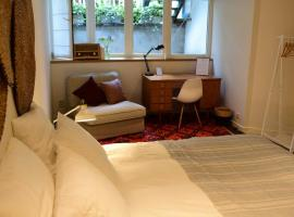 B&B The Nest Brussels, budgethotel in Brussel