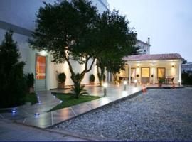 Omiros Luxury Hotel , ξενοδοχείο στα Λουτρά Αιδηψού