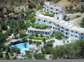 Neos Ikaros, hotel in Agia Galini
