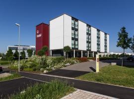 iQ-Hotel Ulm, ξενοδοχείο κοντά σε Πανεπιστήμιο Ουλμ, Ουλμ