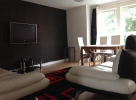 Bellway Commonwealth Apartment, hotel in Glasgow
