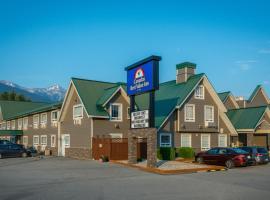 Canadas Best Value Inn Valemount, hotel in Valemount