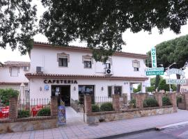 Hotel Andalucia, hotel en Ronda