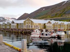 Siglo Hotel – hotel w mieście Siglufjörður