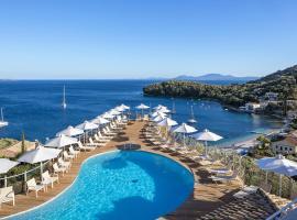 San Antonio Corfu Resort (Adults Only), hotel in Kalámi