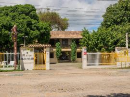 Pousada Tropicalia, pet-friendly hotel in Itaparica Town