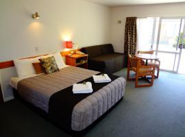 Aalton Motel, motel in Christchurch