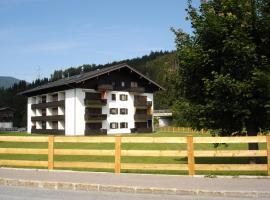 Welcome-Bienvenue-Добро пожаловать, Skiresort in Flachau