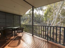 Alivio Tourist Park Canberra, resort village in Canberra