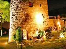 Country House La Torre, hotel a Tuscania