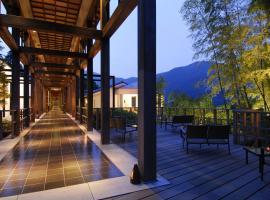 Gora Kadan, hotel near Hakone Kowakien Yunessun, Hakone