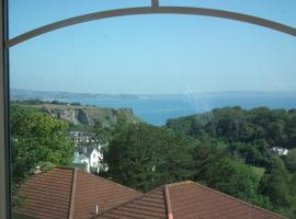 Channel View Apartments, hotel with jacuzzis in Torquay
