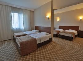 Hosta Otel, отель в Мерсине
