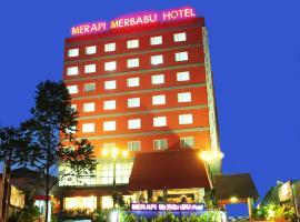Merapi Merbabu Hotels Bekasi, hotel in Bekasi