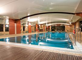 Łeba Hotel & Spa – hotel w pobliżu miejsca Hala Sportowa w Łebie
