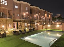 Sheer Luxury Apartments and Suites, hotel in Abuja