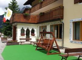 IHR Hotel Villa Emma, hotel in Canazei