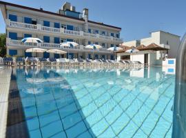 Hotel Germania, hotel poblíž významného místa Bibione Thermae, Bibione