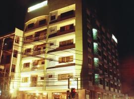 The Golden Pine Hotel, hotel sa Baguio