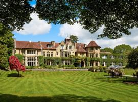 Macdonald Frimley Hall Hotel & Spa, hotel in Camberley