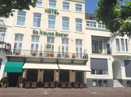 Hotel De Nieuwe Doelen met Luxe privé-wellness, hotel in Middelburg