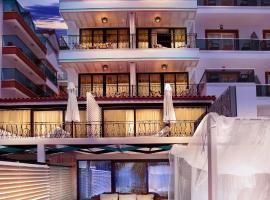 Nur Beach Hotel, отель в Каше