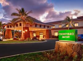 Courtyard by Marriott Oahu North Shore, viešbutis mieste Laie