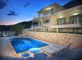 Petra & Thalassa, hotel in Plataria