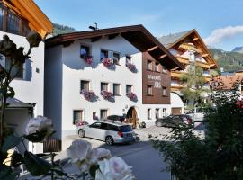 Apartmenthaus Jörg, pet-friendly hotel in Serfaus