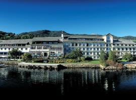 Brakanes Hotel, hotell i Ulvik