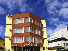 Hotel Kleyn, хотел в Констанца