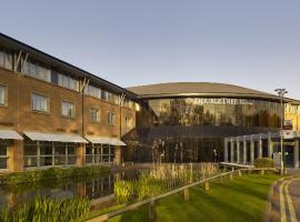 DoubleTree by Hilton Hotel Nottingham - Gateway, отель в Ноттингеме
