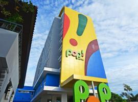 POP! Hotel Tanjung Karang, boutique hotel in Bandar Lampung