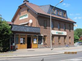 Kastanienhof, hotel near Moenchengladbach Central Station, Mönchengladbach
