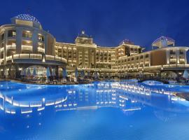 Litore Resort Hotel & Spa - All Inclusive, отель в Окурджаларе