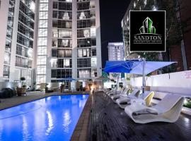 Sandton Executive Suites - Hydro Park, apartment in Johannesburg