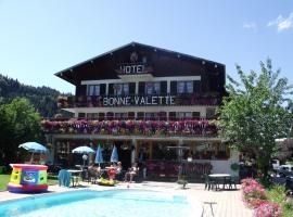 Bonne Valette, hotel in Morzine