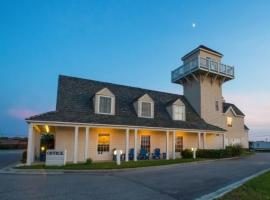 Hatteras Island Inn, accessible hotel in Buxton