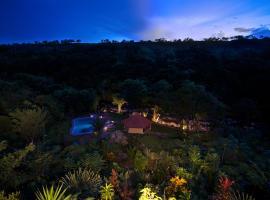 Cabanas Rio Encantado, resort in Alto Boquete