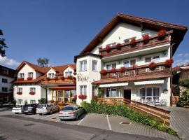 Hotel Rajsky, hotel in Český Krumlov