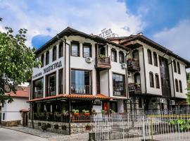 Hotel Zlatograd, hotel Zlatogradban